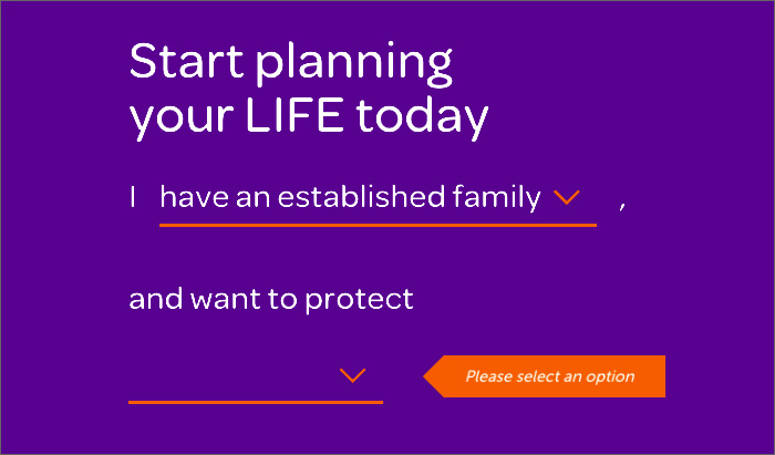 Interactive Insurance Planner